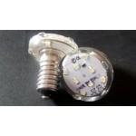 LAMPADA LED E14 11 LED 60V BLU SIGILLATO, UNIVERSALE