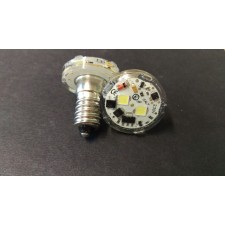 STROBINE E14 230V 3 LED RESINATO